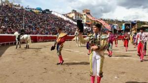 La tauromaquia aporta 505 millones de soles a la economía del Perú