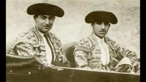 FOTO: CAPTURA DE PANTALLA Joselito (izq) y Belmonte