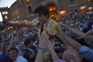 Blog Roca Rey en hombros 02 Madrid 22 mayo 2019