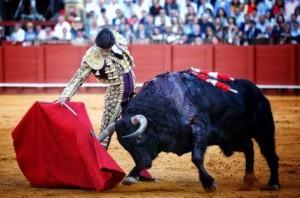 Culminó  ayer una gran feria  de Sevilla (con videos)