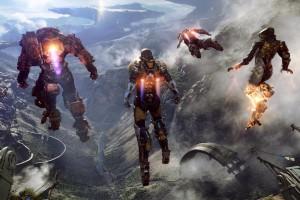 E3 2017 - Anthem, el nuevo juego producido por Bioware