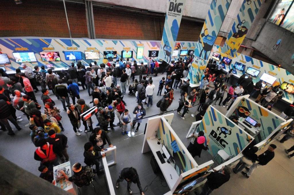 La semana pasada estuve en Sao Paulo, en el BIG Festival, el principal evento de desarrollo de juegos independientes en Latinoamérica. A continuación, mis impresiones.
