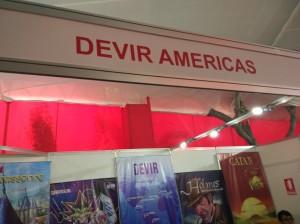 Devir Américas en la FIL de Lima