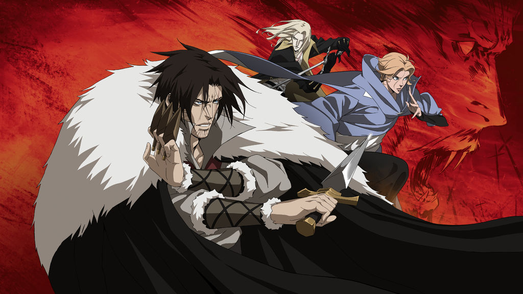 [VIDEO] La serie de Castlevania ya está disponible en Netflix
