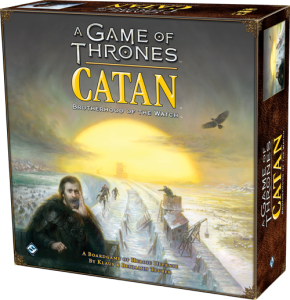 El juego de mesa de Catán: Game of Thrones ya está disponible en Perú