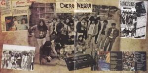 Clash of the Titans peruanos, en el techo de Pino en 1990