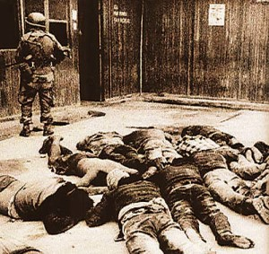 Sistema legal en descomposición, masacre de los penales