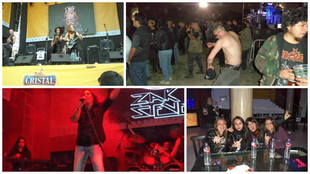 Un año después, el Lima Metal Fest vuelve a alcanzar un éxito relevante, se supera a sí mismo y nos brinda un envento de mayor envergadura y profesionalismo. 20 bandas ejecutaron verdadero metal ante una audiencia plenamente headbanger. Gran Éxito.