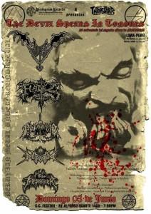 Mortem celebra las primeras dos décadas del demonio que habla en lenguas