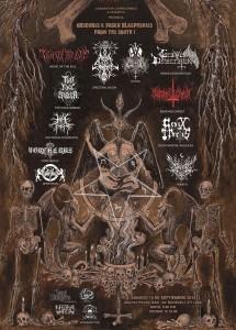 Un nuevo nombre se levanta desde los abismos del metal más sepulcral - Obscures & Pagan Blasphemies from the South