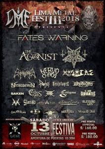 Lima Metal Fest III: La Batalla Continúa