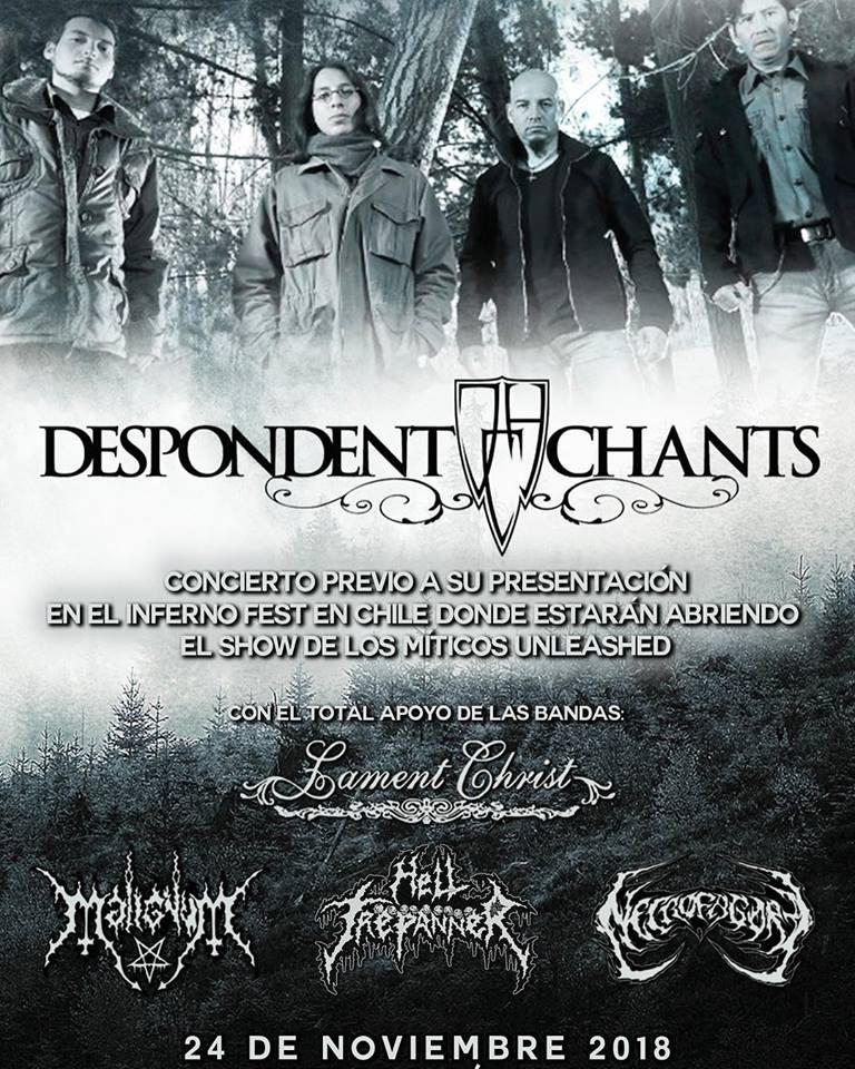 Afiche concierto