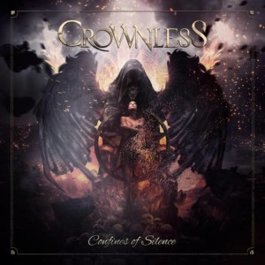 Reseña de Crownless - Confines of silence - Independiente - 2018