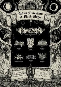 Concierto Black Metal en Lima este 20 de julio, la guerra blasfema no se ha detenido