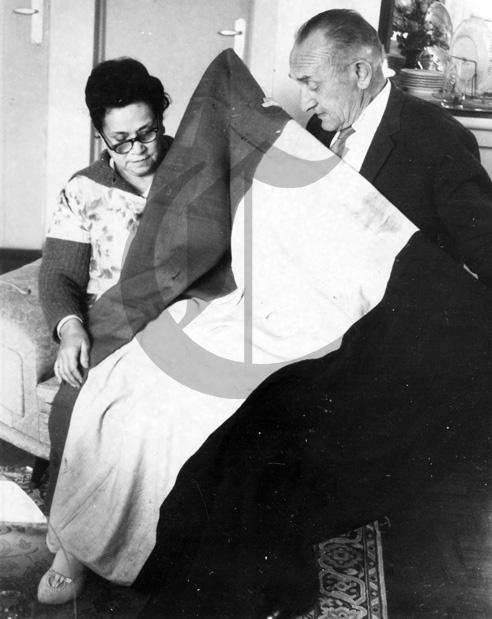 LIMA, 14 DE JUNIO DE 1964  HERNANN LEOPOLD  FOTO:  EL COMERCIO
