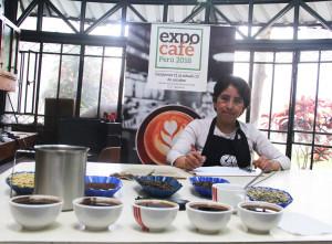 Lourdes Córdova: Lecciones de café y para la vida