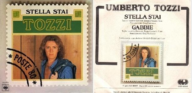 """""""Stella stai"""", disco sencillo de 1980."""
