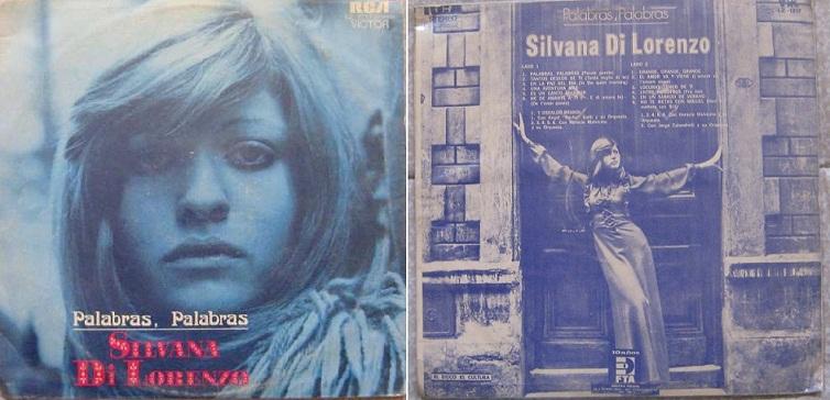 """""""Palabras, palabras"""", álbum de 1973."""