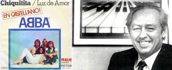 Buddy McCluskey, quien también adaptó las canciones de ABBA al español. (Foto: La Nación de Argentina)