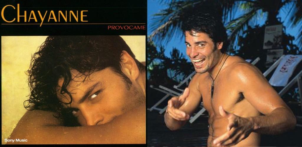 """""""Coqueteando junto a él, te encontré en aquel café, pero tus ojos se clavaron en mí, te miré y te hice sonreír"""". Desde aquel día, Chayanne fue la obsesión de muchas mujeres en América Latina. Hace 25 años atrás, en 1992, esta canción pasó a ser parte indeleble de su carrera. Hoy hablamos de """"Provócame""""."""