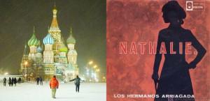 """Tres hermanos, el comunismo y una rubia rusa llamada """"Nathalie"""""""