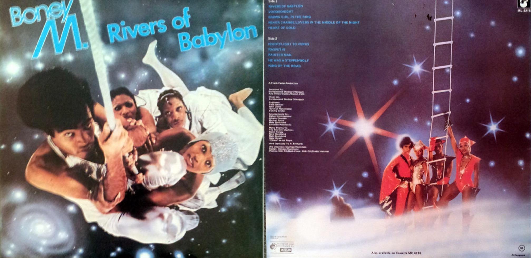 """Rivers of Babylon"", álbum de 1978."