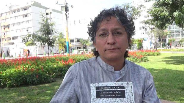 """Conversamos con Luis Rebaza Soraluz sobre su nuevo libro """"De ultramodernidades y sus contemporáneos"""" publicado por el Fondo de Cultura Económica y la Casa de la Literatura Peruana."""