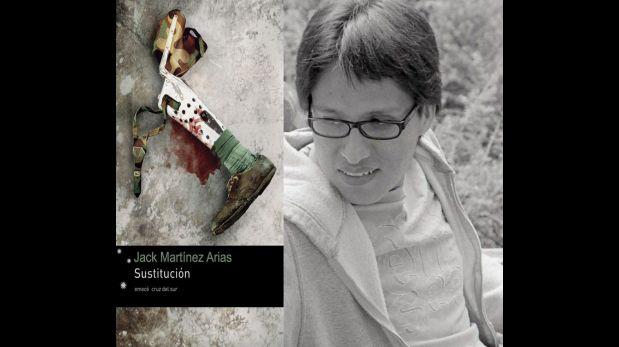 """Leímos """"Sustitución"""", la nueva novela del escritor peruano Jack Martínez Arias y en este post compartimos nuestras impresiones. El libro ya está a la venta en las principales librerías de Lima."""