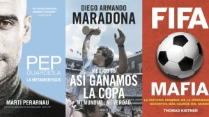 Tres libros que todo fanático del fútbol debe leer