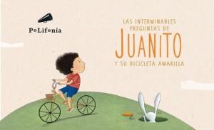 """Realizarán concierto pre venta de """"Las interminables preguntas de Juanito y su bicicleta amarilla"""""""