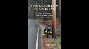 """Jorge Risco presentará su libro """"5000 kilómetros en un diván"""" este 6 de julio en El Virrey"""