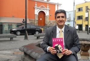 """Alejandro Neyra: """"Desdramatizar ciertos temas puede ayudarte a entenderlos mejor"""""""