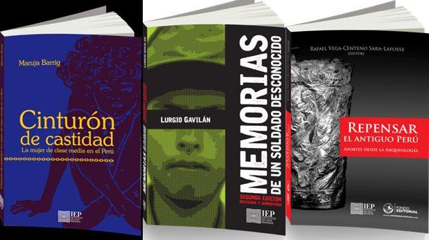 La Feria Internacional del Libro de Lima irá hasta el domingo 6 de agosto en el parque Próceres de Jesús María.
