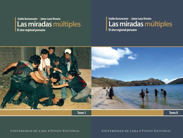 (Los libros han sido publicados por el Fondo Editorial de la Universidad de Lima)