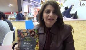 """Sara Abu-Sabbah: """"No seamos dependientes de lo que comemos"""""""
