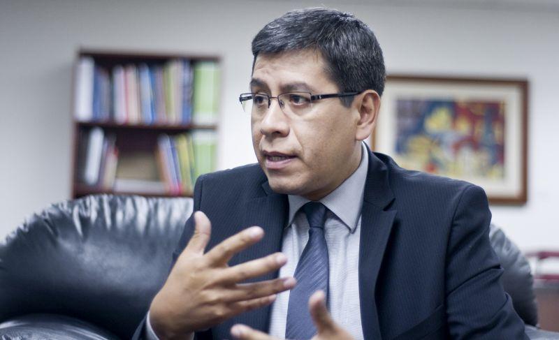(Iván Lanegra. Foto:El Comercio)