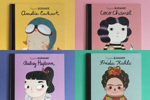 La historia de Amelia Earhart - LA LIBRE (serie de cuentos para niños, sobre la historia de mujeres