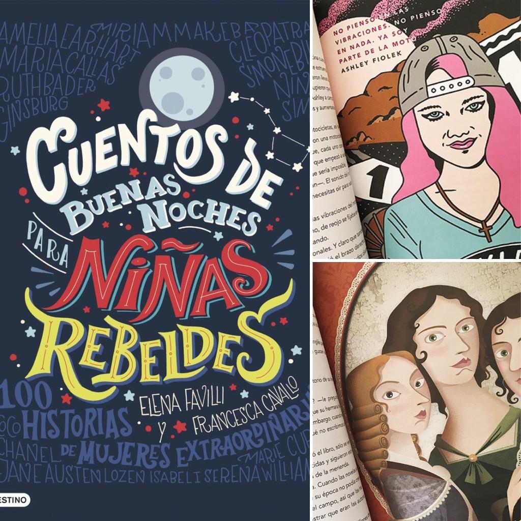 Dos de las historias preferidas de Almudena