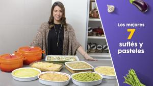 Las mejores 7 recetas de suflés y pasteles de Mamá Chef