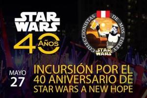 Celebremos juntos el 40° Aniversario de Star Wars