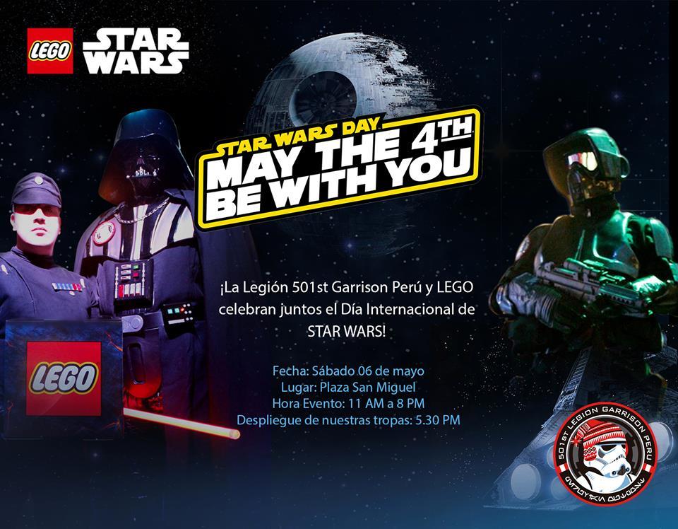 ¿Por qué se celebra hoy el Día de Star Wars?