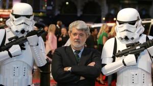 George Lucas podría dirigir Episodio IX