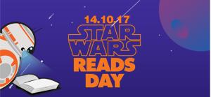 ¡No te pierdas el 'Star Wars Reads Day'!