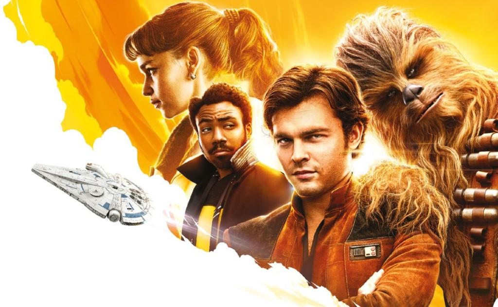 ¡Al fin llegó el día! Disney nos acaba de presentar el primer tráiler de'Han Solo: Una Historia de Star Wars', la que serála segunda película spin-offdentro de la saga de Star Wars, y que como sabemos, se centra en la historia de uno de los personajes más queridos de la galaxia:Han Solo.  Ayer, durante el Super Bowl, se mostró un pequeño teaser que dejó con muchas expectativas a los fans, que por suerte, solo tuvieron que esperar unas horas, hasta hoy, para ver finalmente el tráiler completo. Si no lo viste, lo...