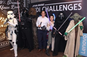 Conviértete en un Jedi con el Star Wars: Jedi Challenges