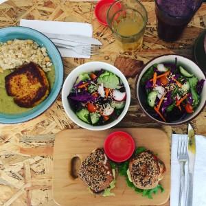 Gea: comida saludable y hecha como en casa