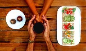 Restaurantes veganos para ir a cenar en San Valentín