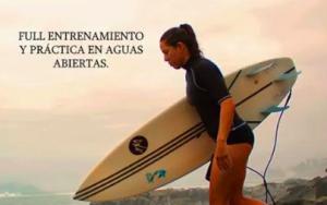 Unión Vegetariana del Perú abre escuela de surf