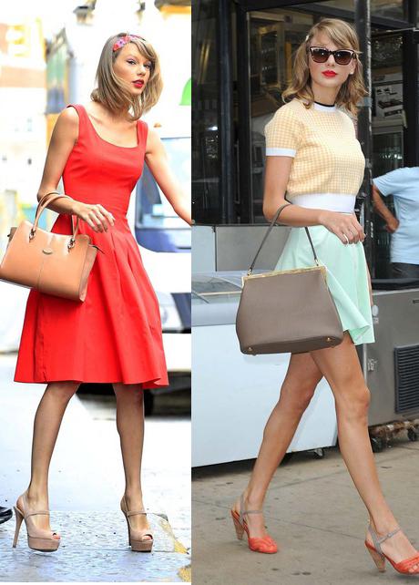 falda y vestido taylor swift