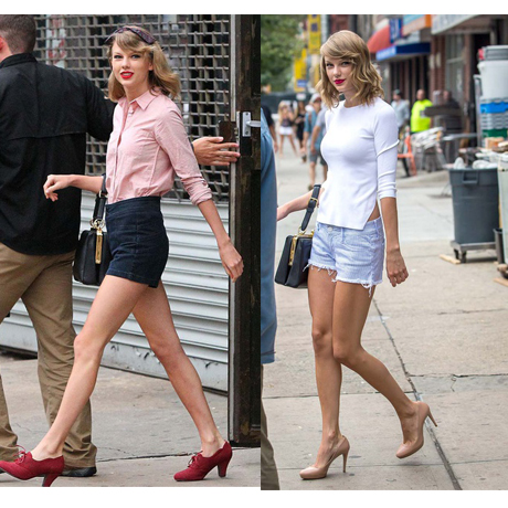 taylo swift shorts